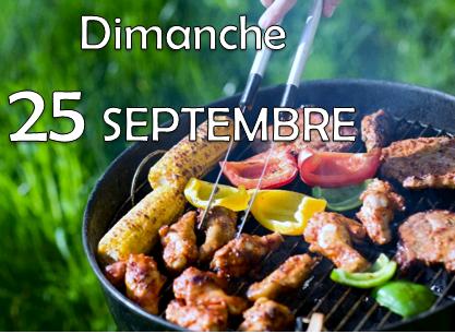 barbec 25 septembre